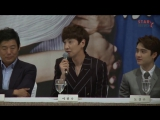 [IOIL] [1st Press Conference] [15.07.2014] ITS OK, ITS LOVE - Cast Introduction _ StarNews