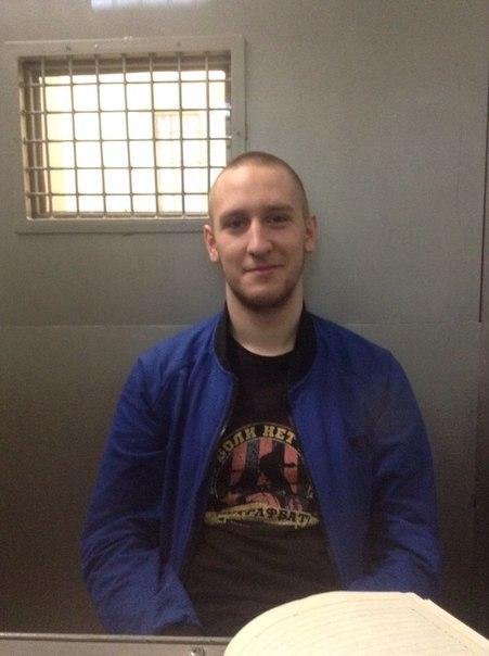 Активиста Реструкта Кирилла Филатова закрыли на 6 лет за ликвидацию наркоазера
