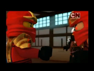 Лего ниндзяго 2 сезон 3 серия Двойные проблемы