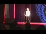 Матвей Семишкур - Чёрный ворон Концерт 16.05.2015