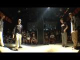 Tomoki & HASE vs MoHigher (HOAN & JAYGEE) BEST16 POP / WDC 2015