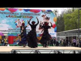 Magenta J American Tribal Style (ATS) Trio april 2015