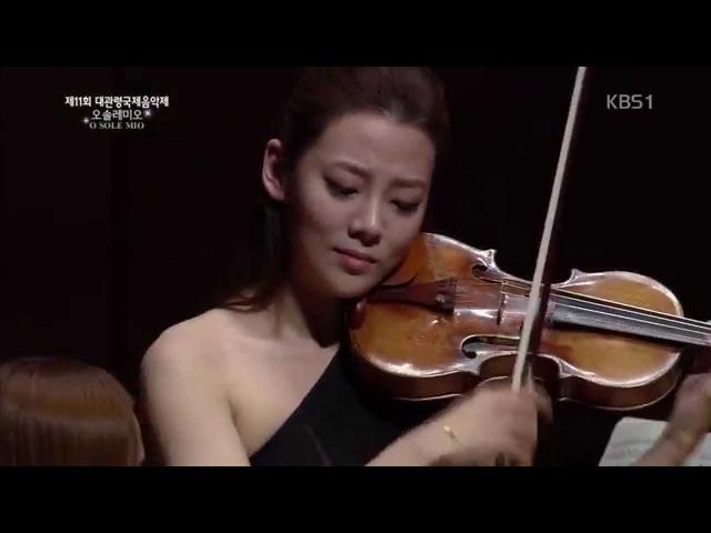Sarasate - Carmen Fantasy, Op.25 (Clara Jumi Kang Yeol Eum Son)