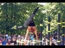 Bogdanov Jessica Sandra Winner of Female World Street Workout Championship 2015 Moscow
