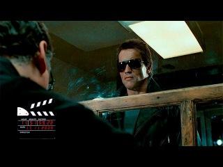 Отрывок из фильма Терминатор, полицейский участок
