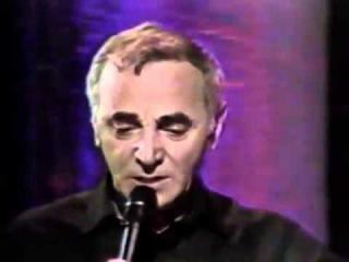Seda and Charles Aznavour Yes Ko Ghimetn Chim Gidi Sayat Nova
