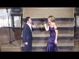 Mario Frangoulis duet with Sissel-You Raise Me Up