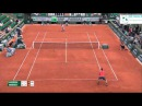 Tomas Berdych vs Yoshihito Nishioka SET 3 tennis highlights Roland Garros 2015 HD720p 50fps