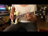 Metallica - The Four Horsemen Guitar Cover