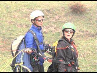 Bollywood Actress Preity Zinta at Paragliding World Cup