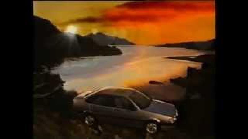 Fiat Tempra Werbung 1991