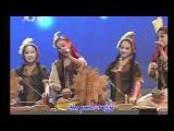 Uyghur (Hun) folk song