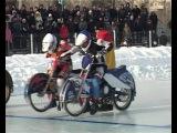 «Подробности». Финал личного первенства России по мотогонкам на льду среди юниоров