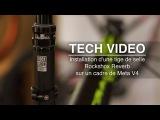 TECH VIDEO - Installation complète dune tige de selle Rockshox Reverb sur un cadre de META V4