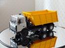 МАЗ 5516 Самосвал 1 43 Автоистория АИст Резина ИЯВ 12Б Маэстро моделс