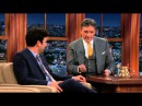Josh Radnor on the end of How I met your Mother on Craig Fergusron - Full Interview