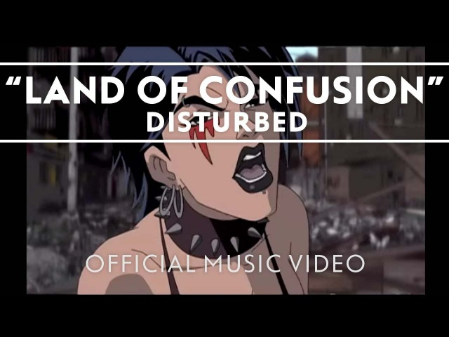 Disturbed Land Of Confusion Official Music Video