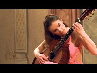 Ana Vidovic plays El Vito by José de Azpiazu