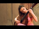 Ana Uses only Two Fingers, Instead of the Traditional Three, in Executing the Tremolo. Her Tremolo Is Fantastic. Ana Vidovic plays Recuerdos de la Alhambra by Francisco Tárrega クラシックギター