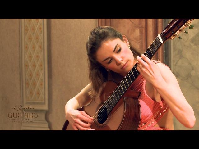 Ana Vidovic plays 'La Catedral' by Agustín Barrios Mangoré