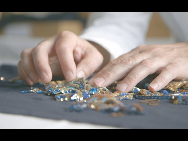 Real Artisans Behind Haute Couture | Behind the Seams ★ Glam.com