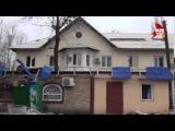 Углегорск - новые кадры 06 февраля от КП.