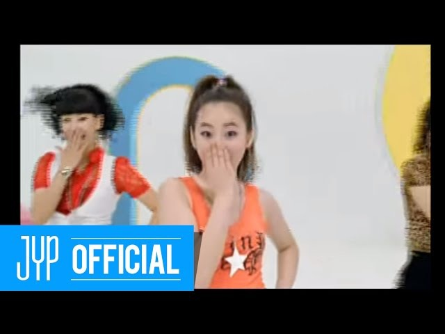 Wonder Girls Tell me M/V