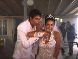 смешно цыганская свадьба с фейерверком