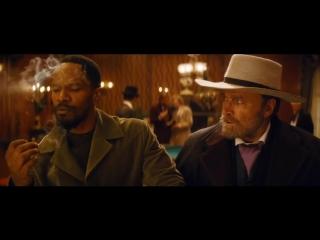 Трейлер: «Джанго Освобожденный / Django Unchained» 2012