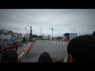 Владивосток, дрифт шоу 21.06.15