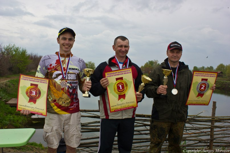 Чемпионат Самарской области по ловле на спиннинг с берега 2015