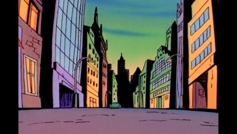 Коты Быстрого Реагирования 7 серия из 13 / SWAT Kats: The Radical Squadron Episode 7 (1993 - 1995)