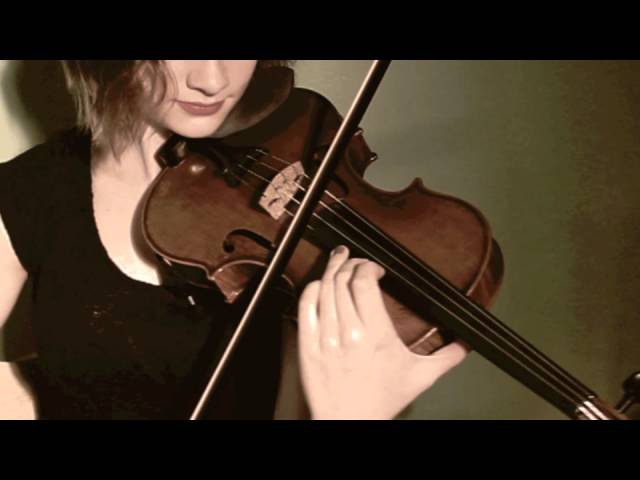 Sherlock Medley on Violin Taryn Harbridge