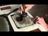 William Blake's printing process