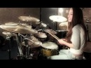 BULLET FOR MY VALENTINE - TEARS DON'T FALL - DRUM COVER BY MEYTAL COHEN