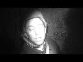 Грэм Филипс под обстрелом в Донецке 11.01.2015