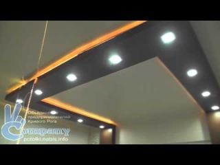 Натяжные потолки в квартире: цена (Кривой Рог)