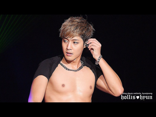 140816 Kim Hyun Joong 김현중 金賢重 - Hot Stage of 'Phantasm(夢幻)'@Shanghai