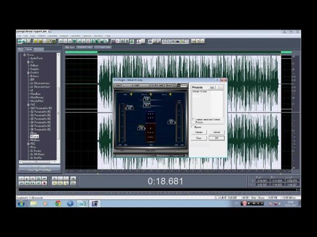 Запись рэпа на web микрофон (палочку) Сведение
