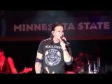 Scott Stapp of Creed Live My Sacrifice (Minnesota State Fair - 82514)