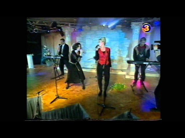 Ace of Base - Waiting for the Magic , Live at Miss Universe Denmark 1993 , 720p