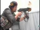 Street-fighting between Kurdish female fighters and ISIS in kobani