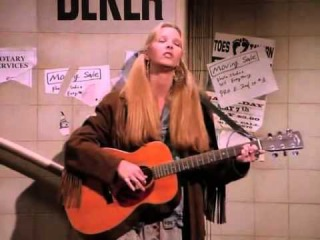 Phoebe singing Your Love (S01E01)