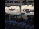 "Piero Barone Il Volo on Instagram: ""The Day is started. GP3 #granpremioabudhabi  #paddock #etihad"""