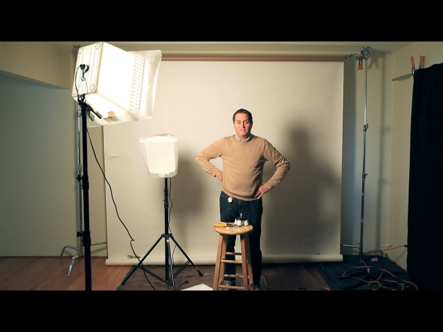 6 Tips for Setting Up a Home or Office Studio - Photography Lighting Tutorial