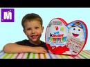 Киндерино Спорт набор сюрпризов распаковка Kinder Surprise sat with surprise toys unboxing