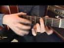 Justin King - Phunkdified. Михаил Фомичёв - Guitar College Moscow