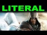 LITERAL Assassin's Creed Revelations Trailer