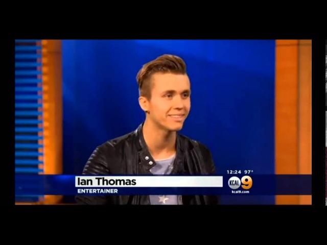 Ian Thomas @ CBS Los Angeles
