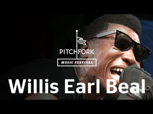 Willis Earl Beal performs Wavering Lines at Pitchfork Music Festival 2012
